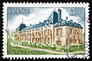 Postage stamp France 1976 Chateau de Malmaison