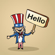 Hello from USA people design