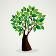 Cute concept tree design