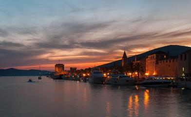 Trogir Pier, Croatia