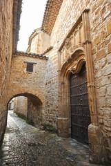 Puerta y arco del Perdón, Baeza