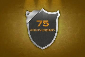 75 Anniversary.