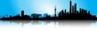Shanghai Blue Skyline