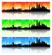 Shanghai Skyline Set