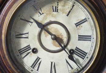 Old Vintage Classic Clock