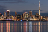 Auckland CBD at night