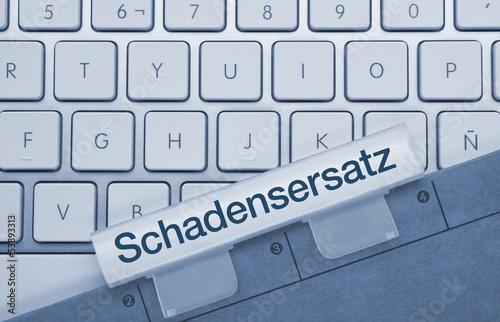 Schadensersatz tastatur
