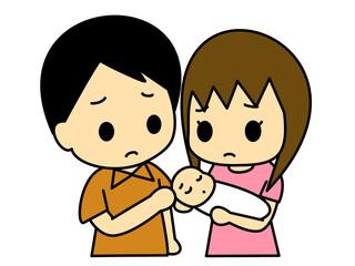 育児 夫婦 不安