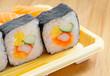 Japan sushi roll