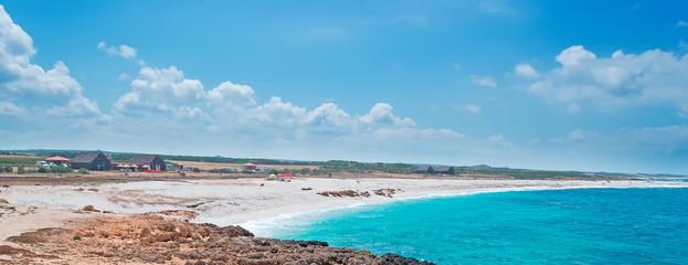 is Arutas shoreline