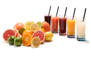 Fruit Mix with Fruit drink