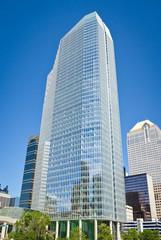 Tall Calgary Building
