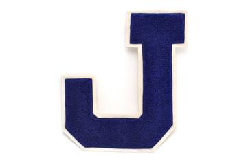Varisity Letter J
