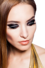 Smokey Eyes Make-Up