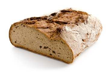 Halbes Schwarzwälder Brot