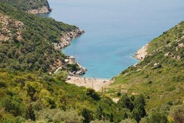 Gialia beach, Alonissos island, Greece