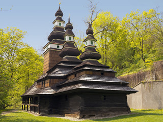 Church of St. Michael in the Kinskeho Garden