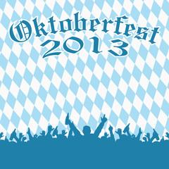 Flyer - Oktoberfest 2013 (II)