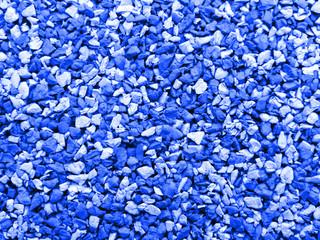 blau, graue Steintextur...