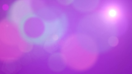 Purple Abstract Particle Background
