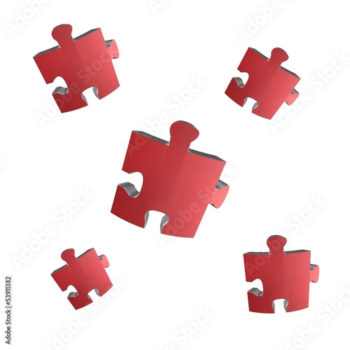 Jigsaw Illustrations