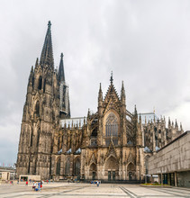 Cologne cathedral - Germany, North Rhine-Westphalia