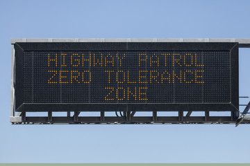 Zero Tolerance Zone