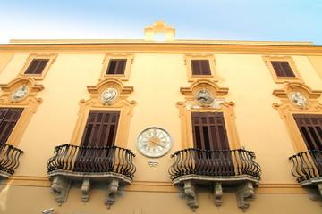Trapani Sicily island Italy