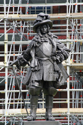 William of Orange Statue by  H Bauke