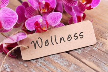 Wellness - Label