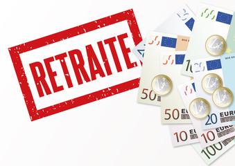 RETRAITE_Euros