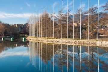 Canoeing canal of La Seu