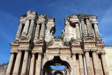 Ruinas de Iglesia