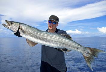 pêche au gros, Barracuda, madagascar