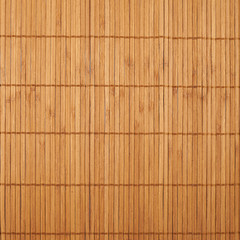 Bamboo mat background