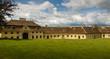 Old buildings of monastery Goettweig in Lower Austria, Austria