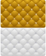 Gold and silver vector background with brilliants