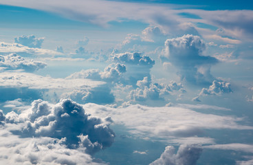 Beautiful surreal skyscape