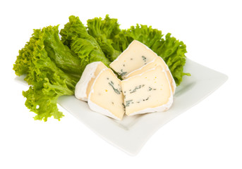 blue cheese in a bowl