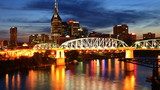 Downtown Nashville, Tennessee, USA