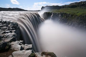 Cascade Dettifoss - Islande