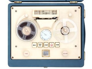 Open Reel Tape Recorder