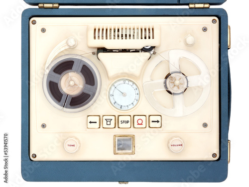 Open Reel Tape Recorder
