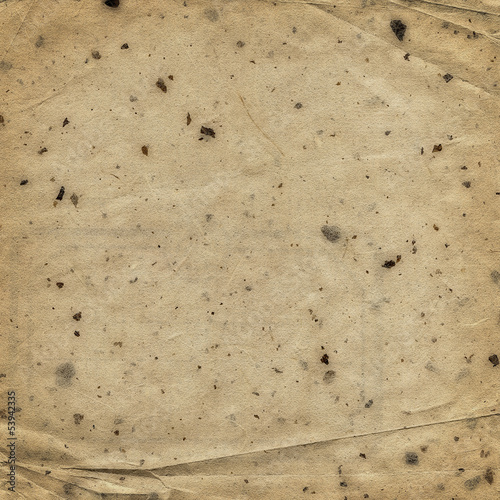 Old handmade paper, vintage background texture