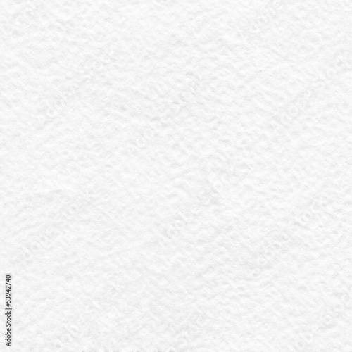 White watercolor paper background texture