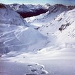 skiing landscape