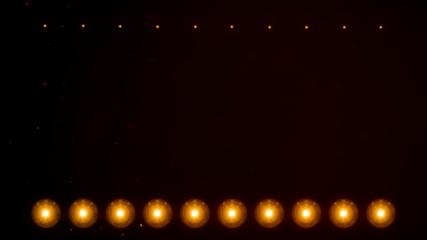Concert bulb ORANGE
