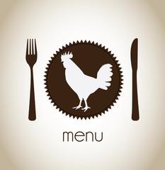 hen menu