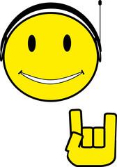 Carita feliz rock