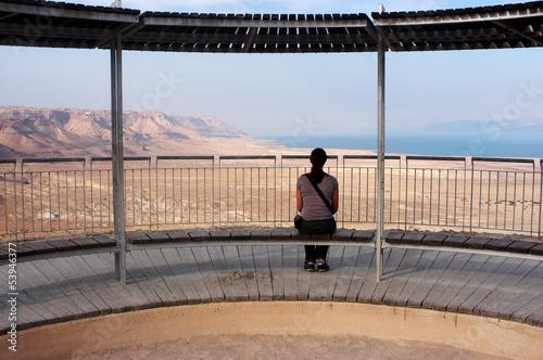 Masada Fortress -  Israel